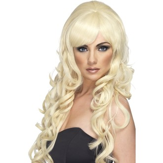 Paruky - Paruka Pop starlet blond