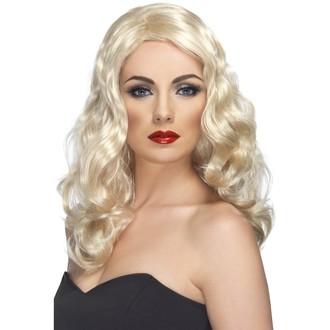 Paruky - Paruka Glamorous blond