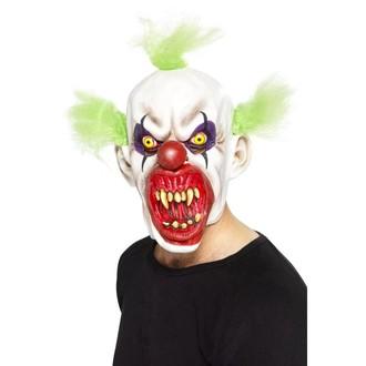 Halloween, strašidelné kostýmy - Maska Klaun