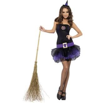 Čarodějnice - Dámský kostým Sexy čarodějnice I