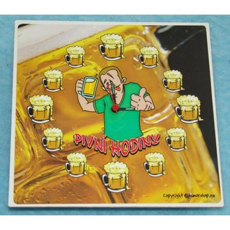 Dárečky-žertíky-hry-ptákoviny - Hodiny Pivní krygl