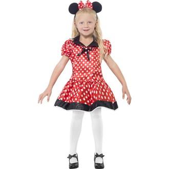 Kostýmy - Dětský kostým Myška