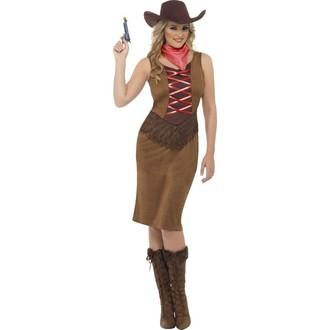 Kostýmy - Kostým Cowgirl