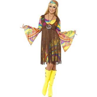 Hippie - Kostým Hippiesačka V