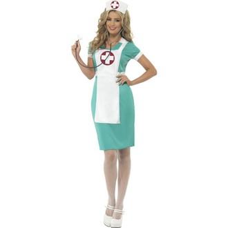 Povolání, řemesla, profese - Kostým Zdravotní sestřička