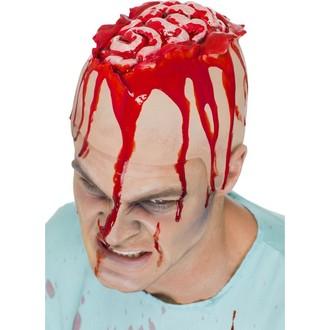 Karnevalové doplňky - Zranění Otevřená hlava