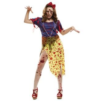 Kostýmy z filmů a pohádek - Kostým Zombie Sněhurka