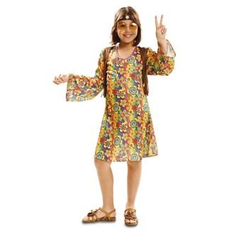 Kostýmy - Dětský kostým Hippiesačka