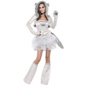 Kostýmy - Kostým Sexy vlk-vlčice