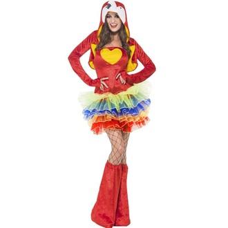 Kostýmy - Kostým Sexy papoušek