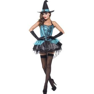 Čarodějnice - Kostým Sexy čarodějnice II