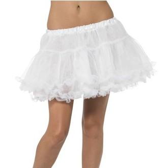 Kostýmy - Spodnička bílá