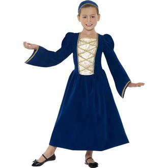Kostýmy - Dětský kostým Tudor princess
