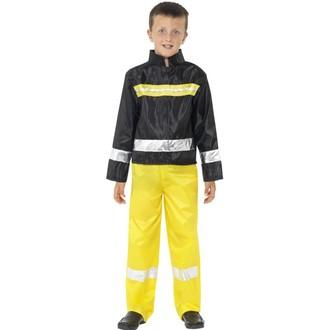 Kostýmy - Dětský kostým Hasič