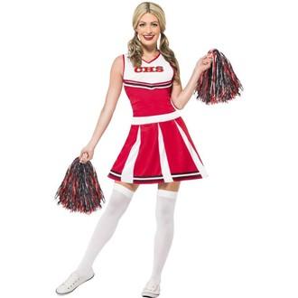 Povolání, řemesla, profese - Kostým cheerleader pro dospělé