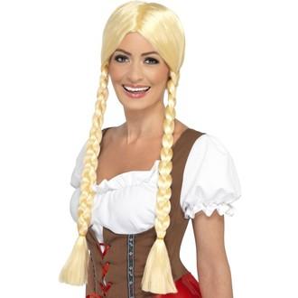 Paruky - Paruka Bavarian Beauty