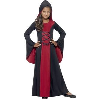 Halloween, strašidelné kostýmy - Dětský kostým Vampírka