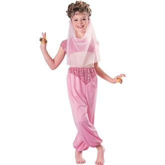 Kostýmy - Dětský kostým Břišní tanečnice