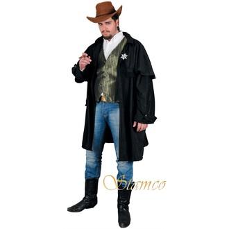Kostýmy - Kostým Černý šerif
