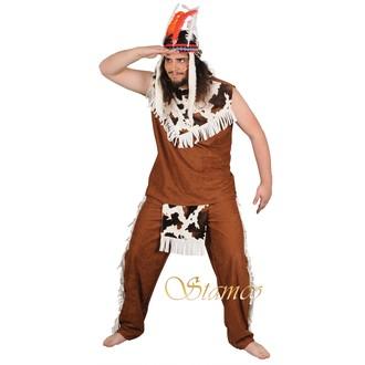 Kostýmy - Kostým Apač