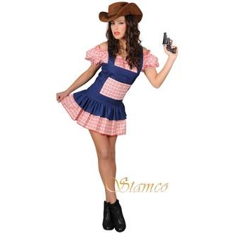 Kostýmy - Kostým Sexy salónní dívka