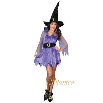Čarodějnice - Dámský kostým Čarodějnice