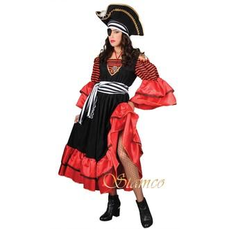 Kostýmy - Kostým Karibská pirátka