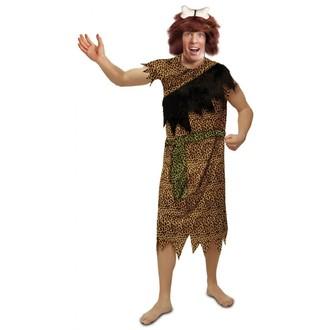 Historické kostýmy - Kostým Jeskynní muž