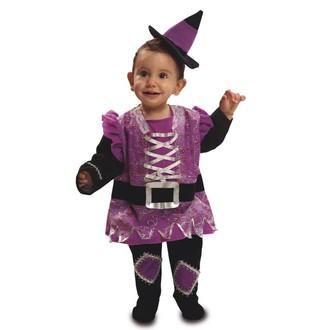 Čarodějnice - Kostým Čarodějnice pro miminko