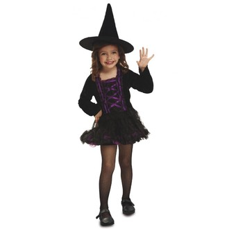 Čarodějnice - Dětský kostým Čarodějnice ll