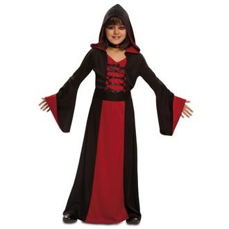 Kostýmy - Dětský kostým Červená kouzelnice