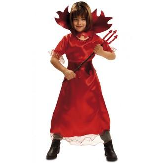 Kostýmy - Dětský kostým Čertice