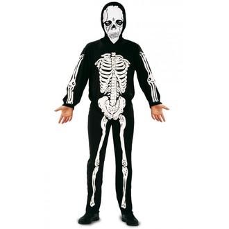 Halloween, strašidelné kostýmy - Dětský kostým Kostlivec