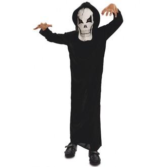 Halloween, strašidelné kostýmy - Dětský kostým Duch smrti