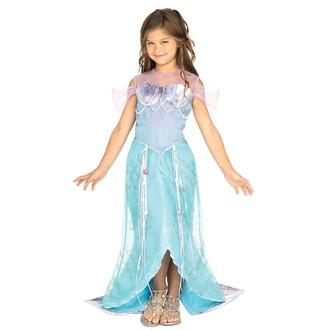 Kostýmy z filmů a pohádek - Dětský kostým Mořská panny