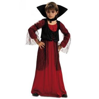 Kostýmy - Dětský kostým Lady Vamp