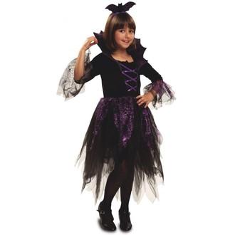 Kostýmy - Dětský kostým Netopýří víla