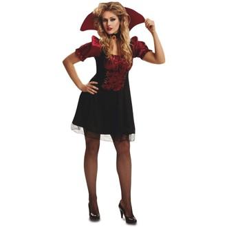 Halloween, strašidelné kostýmy - Kostým Sexy vampírka