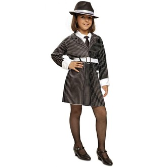 Kostýmy - Dětský kostým Gangsterka