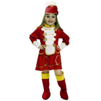 Povolání, řemesla, profese - Dětský kostým Mažoretka