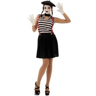 Kostýmy - Kostým Mim