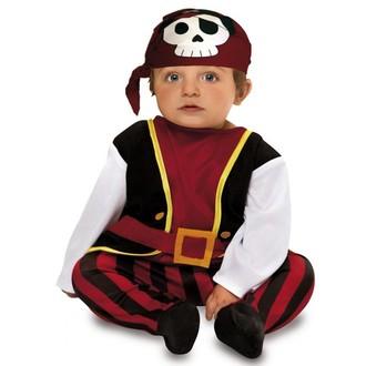 Piráti - Dětský kostým Pirát pro miminko