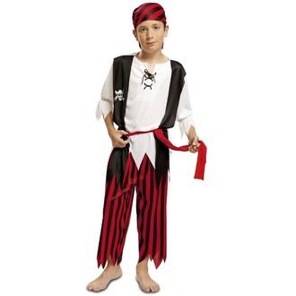 Piráti - Dětský kostým Pirát ll
