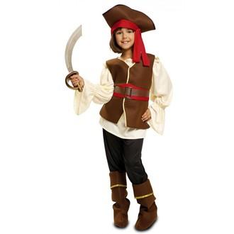 Kostýmy - Dětský kostým Bukanýrka