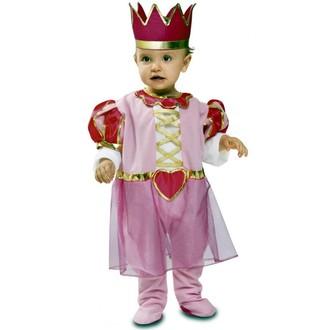 Princezny-Víly - Dětský kostým Princezna-pro miminka