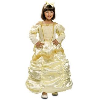 Kostýmy - Dětský kostým Princezna žlutá