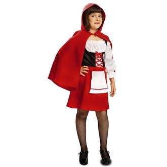 Kostýmy - Dětský kostým Červená Karkulka