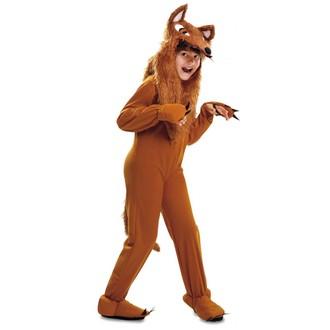 Kostýmy z filmů a pohádek - Dětský kostým Vlk