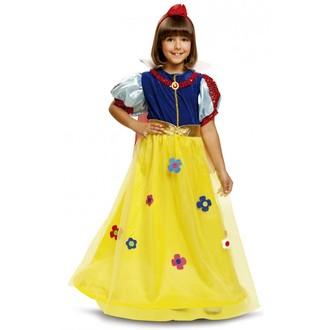 Televizní hrdinové - Dětský kostým Sněhurka