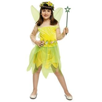 Princezny-Víly - Dětský kostým Víla